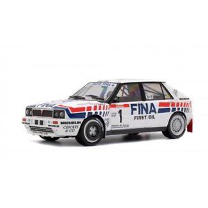 【送料無料】模型車 モデルカー スポーツカー ランチアデルタsolido 421184310 118 lancia delta integrale 16 v 1991 weirotblau neu