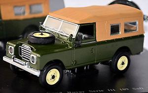 【送料無料】模型車 モデルカー スポーツカー ランドローバーシリーズソフトトップレーシンググリーングリーンイーグルland rover serie iii 109 soft top 197184 racing green grn 143 eagle