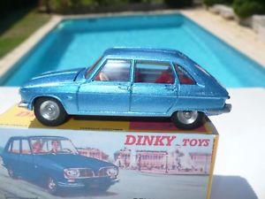 【送料無料】模型車 モデルカー スポーツカー ルノーリストアdinky toys 537 renault 16 restauree restored