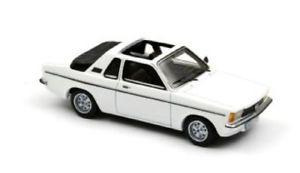 【送料無料】模型車 モデルカー スポーツカー ネオオペルエアロホワイトオープンneo opel kadett c aero 1978 weiss en 143 limitiert