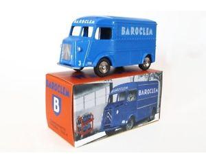 【送料無料】模型車 モデルカー スポーツカー シトロエンニースkアトラスdinky toys 561hc citroen camionette 1200 k baroclem 143, atlas