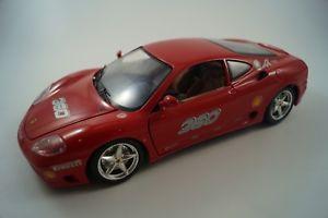 【送料無料】模型車 モデルカー スポーツカー モデルカーフェラーリモデナチャレンジbburago burago modellauto 118 ferrari 360 modena challenge 1999 nr 360