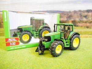 【送料無料】模型車 モデルカー スポーツカー ジョンディアトターブランドsiku john deere 6920s 4wd tractor 132 3252 brand