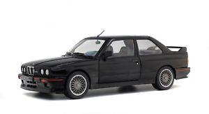 【送料無料】模型車 モデルカー スポーツカー スポーツミニチュアコレクションbmw e30 sport evo 1990 voiture miniature 118 collection solido1801501
