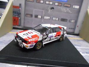 【送料無料】模型車 モデルカー スポーツカー 1983 アウディクワトロラリー#audi 143 quattro rallye grb 1983 blomqvist rac gb winner 3 blomqvist sutton bbs trofeu 143, ナガタク:2cb8e2bb --- sunward.msk.ru