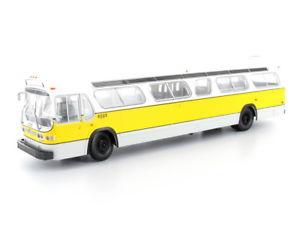 【送料無料】模型車 モデルカー スポーツカー バスバスボストンrapido 701010 h0 bus gm look bus 6025 mbta boston