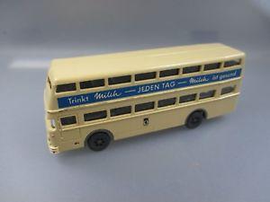 【送料無料】模型車 モデルカー スポーツカー バス…ラインプッシュwiking bssing d2u bus trink milch, linie 48 schub28