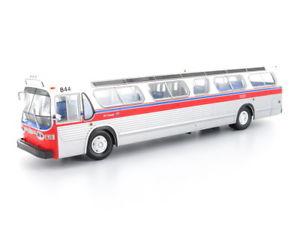 【送料無料】模型車 モデルカー スポーツカー バスバスエドモントントランジットrapido 701022 h0 bus gm look bus 708 edmonton transit