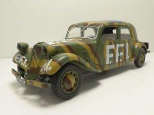 【送料無料】模型車 モデルカー スポーツカー シトロエントションcitroen traction ww2 ffi 11cv ffi 118 11cv 1944 ww2, J.Dコーポレーション:91d5e4ef --- sunward.msk.ru
