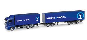 【送料無料】模型車 モデルカー スポーツカー トラックユーロユーロコンビネイルherpa 306591 h0 lkw man tgx xlx euro 6 eurocombi khne amp; nagel