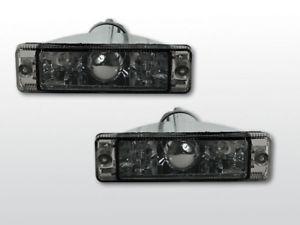 【送料無料】模型車 モデルカー スポーツカー フロントインジケータゴルフ front indicators vw golf 1 i 2 ii jetta smoke sv kpvw16es xino ch