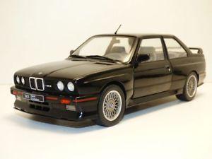 【送料無料】模型車 モデルカー スポーツカー スポーツエボリューションノワールシリーズbmw m3 e30 sport evolution noir 118 serie 3er