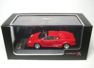 【送料無料】模型車 モデルカー スポーツカー ランボルギーニlamborghini countach 25th aniversary rot 1989