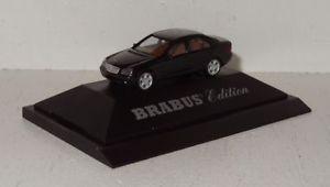 【送料無料】模型車 モデルカー スポーツカー クラスherpa mb brabus cklasse cv8 w203 nummer 000666 187 in pc und ovp r2_4_47