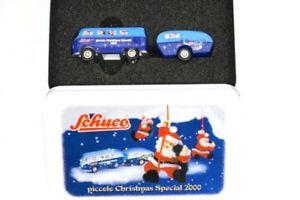 【送料無料】模型車 モデルカー スポーツカー ピッコロクリスマスエディションschuco piccolo weihnachtsedition 2000 nr 01882