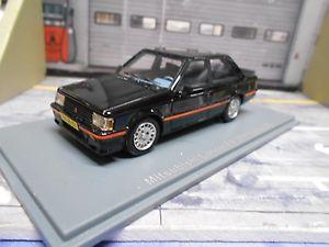 【送料無料】模型車 モデルカー スポーツカー ランサーターボブラックネオ