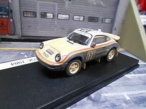 【送料無料】模型車 モデルカー スポーツカー ポルシェ×ラリーラリー#porsche 911 953 4x4 rallye raid dakar 176 metge 1984 rar norev 143
