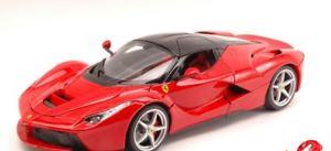 【送料無料】模型車 モデルカー スポーツカー ラシグネチャーフェラーリフェラーリsignature ferrari la ferrari 2013 red 118 burago bu16901r