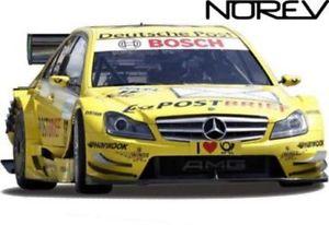 【送料無料】模型車 モデルカー スポーツカー メルセデスベンツクラスnorev 118 mercedes benz cklasse dtm 2011 n1
