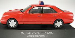 【送料無料】模型車 モデルカー スポーツカー メルセデスベンツherpa mercedesbenz e 220 feuerwehr einsatzleitwagen 143 w210 b66005731