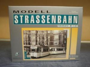 【送料無料】模型車 モデルカー スポーツカー トラムh amp; p 187 strassenbahn et57eb57 grlitz