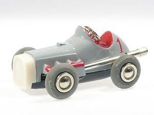 【送料無料】模型車 モデルカー スポーツカー マイクロレーサーミゼットグレー#schuco microracer midget grau 1041 170