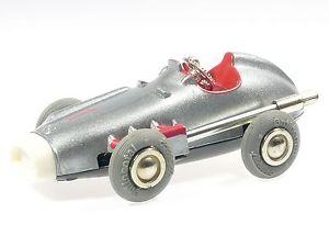 【送料無料】模型車 モデルカー スポーツカー マイクロレーサーメルセデスシルバーグレー#schuco microracer mercedes 25 l silbergrau 163