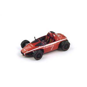 【送料無料】模型車 モデルカー スポーツカー スパークケンコードクラブマンspark sj028 ken okuyama kode 7 clubman 143
