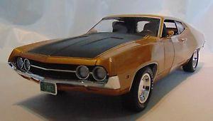 【送料無料】模型車 モデルカー スポーツカー フォードトリノコブラford torino cobra 1970 * 118 aw auto world_