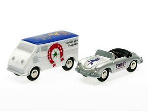【送料無料】模型車 モデルカー スポーツカー ピッコロファウストschuco piccolo set faust 50171024