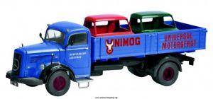 【送料無料】模型車 モデルカー スポーツカー メルセデスベンツキャブトラフィックmercedesbenz l6600 werkverkehr gaggenau 2 x unimog kabine 143 schuco