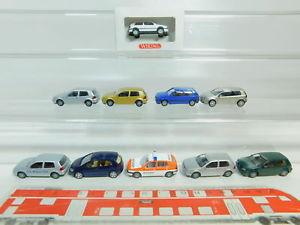 【送料無料】模型車 モデルカー スポーツカー #フォルクスワーゲンフォルクスワーゲンゴルフbo5770,5 10x wiking h0187 pkw vwvolkswagen golf notarzt etc, neuw1x ovp