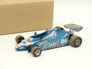 【送料無料】模型車 モデルカー スポーツカー キットメタルモンリジェラフィートtenariv kit mtal mont 143 f1 ligier js11 gitanes 1979 laffite
