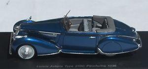 【送料無料】模型車 モデルカー スポーツカー ランチアピンスパーク143 lancia asturia 233c pinninfarina 1936 spark