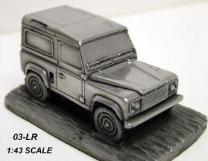 【送料無料】模型車 モデルカー スポーツカー ランドローバーディフェンダーland rover defender autosculpt 143 asm 03lr