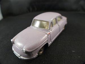【送料無料】模型車 モデルカー スポーツカー バージョンタイプdinky toys f n 547 panhard pl 17 version avec portires 2 types douverture
