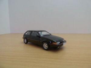 【送料無料】模型車 モデルカー スポーツカー ボルボターボクーペノワールvolvo 480 turbo coupe noir 143