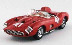【送料無料】模型車 モデルカー スポーツカー フェラーリアメリカマイルヒルモデルferrari 315 s road america 500 miles 1957 p hill 143 340 artmodel