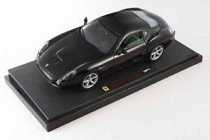 【送料無料】模型車 モデルカー スポーツカー フェラーリエリートネロトップferrari 575 gtz zagato nero mattel elite 118 l2983 **** top ****