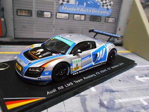 【送料無料】模型車 モデルカー スポーツカー アウディグアテマラマスターズ#チームロズベルグハーゼフランケンハウトスパークaudi r8 lms adac gt masters 2010 8 team rosberg haase frankenhout spark 143