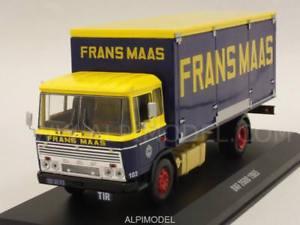 【送料無料】模型車 モデルカー スポーツカー マースネットワークdaf 2600 frans maas 143 ixo tru020