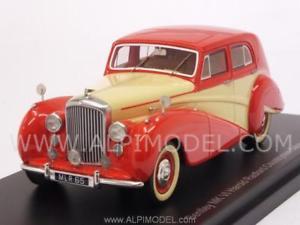 【送料無料】模型車 モデルカー スポーツカー ハロルドラドフォードサロンbentley mkvi harold radford countryman saloon 1951 143 bos 43485