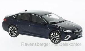 【送料無料】模型車 モデルカー スポーツカー スケールオペルグランドスポーツi scale pkw 143 opel insignia b grand sport 2017 bluemet