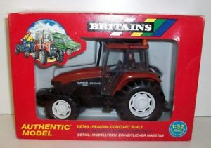 【送料無料】模型車 モデルカー スポーツカー スケールフィアットトターブラウンbritains 132 scale 9490 fiat m160 tractor brown