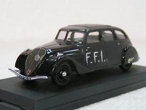 【送料無料】模型車 モデルカー スポーツカー プジョーpeugeot 402b ffi 1939 tekhoby 143 th018