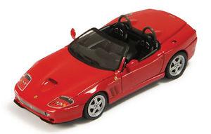 【送料無料】模型車 モデルカー スポーツカー フェラーリバルケッタロッソフェラーリコレクションferrari 550 barchetta rosso 2000 ferrari collection 143 fer020