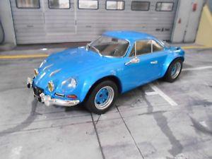 【送料無料】模型車 モデルカー スポーツカー ルノーアルパインクーペリーゲルネットワークダイカストrenault alpine a110 coupe breitbau blau blue 1973 ixo diecast neu  118