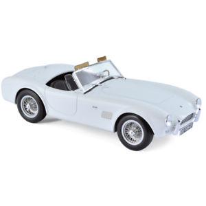 【送料無料】模型車 モデルカー スポーツカー コブラホワイトshelby ac cobra 289 1986 white 118 182752 norev