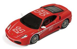 【送料無料】模型車 モデルカー スポーツカー フェラーリチャレンジロッソferrari f430 challenge rosso 2005 143 fer040