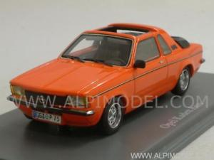 【送料無料】模型車 モデルカー スポーツカー オペルエアロオープンネオopel kadett c aero open 143 neo 43075